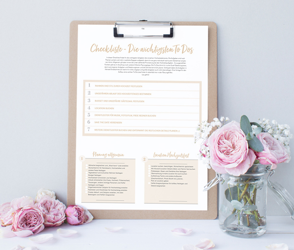 Multikulturell heiraten Hochzeitsplanung Ratgeber checklisten