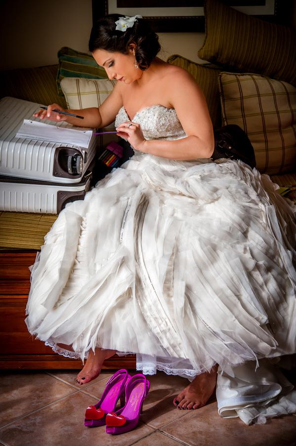 Turkisch Vietnamesische Hochzeit Auf Den Turks Caicoinseln Mit