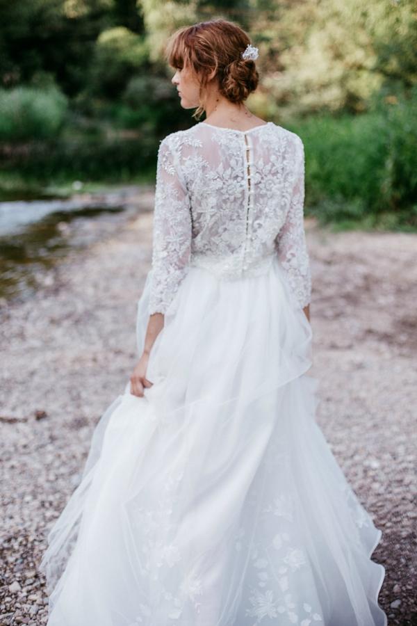 Entdeckt: wunderschöne Brautmode bei Etsy - evet ich will