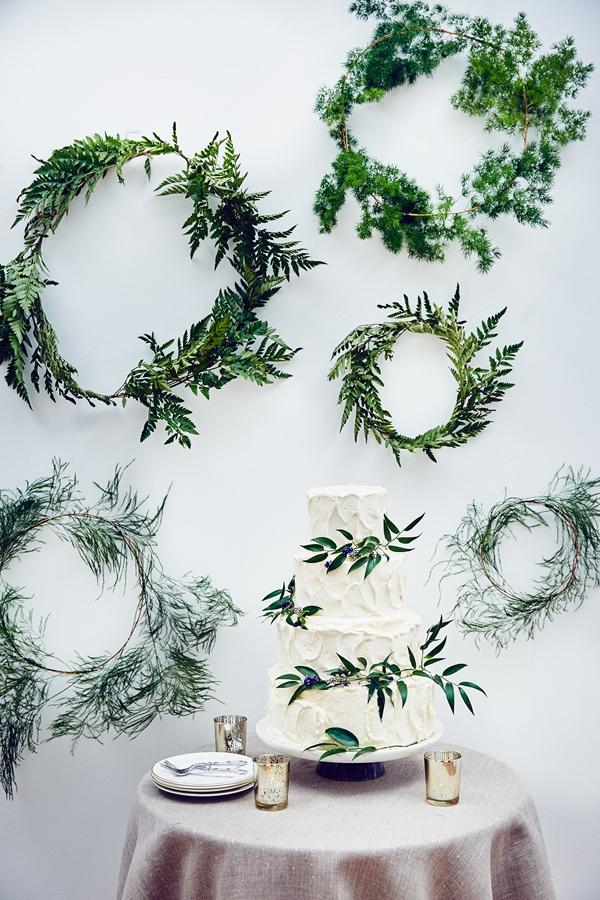 6 Einfache Greenery Deko Ideen Zum Nachmachen Fur Euer Hochzeitsfest