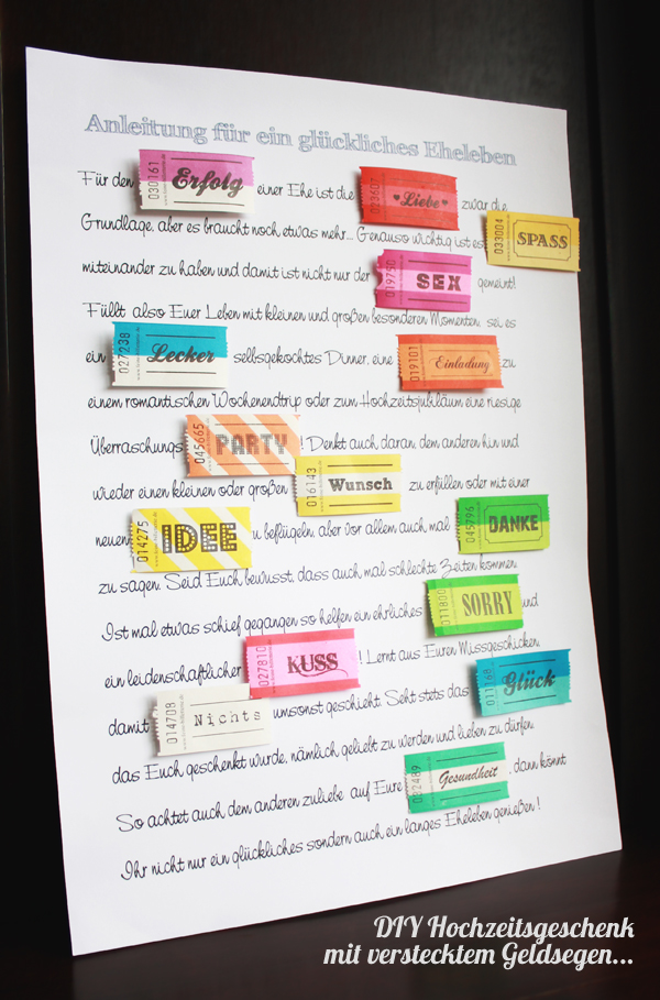 Hochzeitsbuch Kreative Ideen