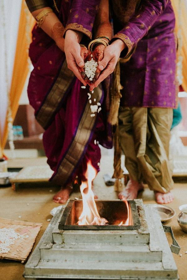 Indisch Deutsche Hochzeit In Nagpur Mit Alina Atzler Photography