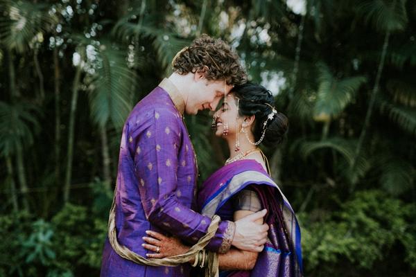 Multikulturelle Hochzeit - Alina Atzler - geteilt auf evetichwill.de Hochzeitsblog