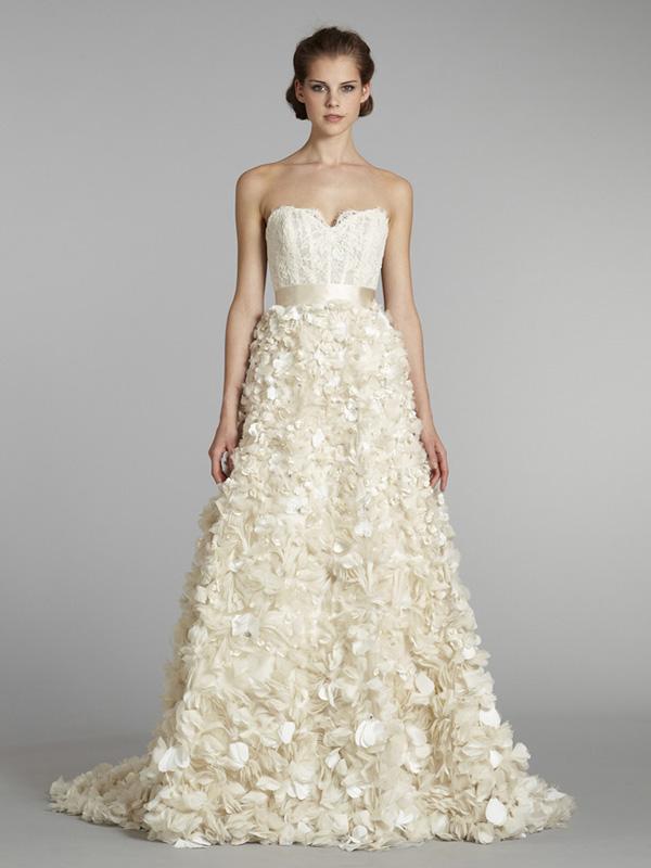 Kleid der Woche: Lazaro - evet ich will