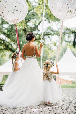 Elegante Hochzeit auf dem Hohen Darsberg mit Schneider's Family Business