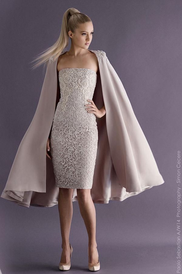 Kleid der Woche: Paolo Sebastian - evet ich will